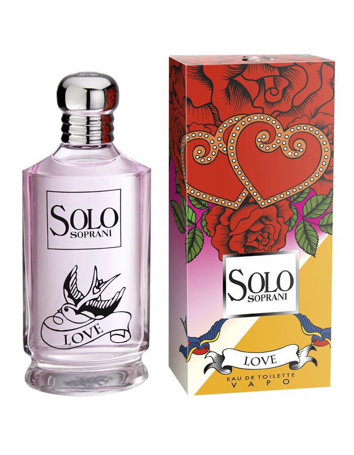 I nuovi aromi Solo Soprani