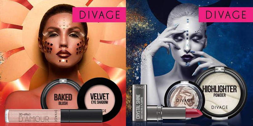 DIVAGE make up