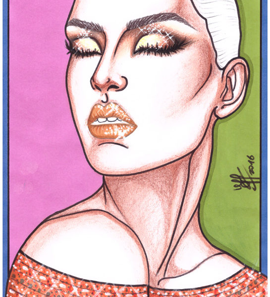 Sunkissed Make-up
