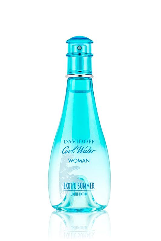 Davidoff Cool Water Woman Summer 2016