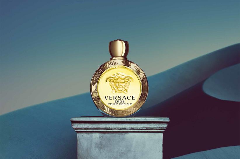 Eros pour Femme Eau de Toilette by Versace