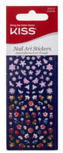 Kiss Nail Art Stickers