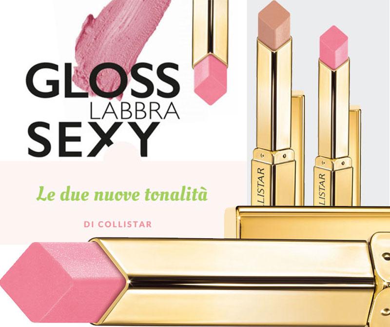 Gloss Labbra Sexy di Collistar