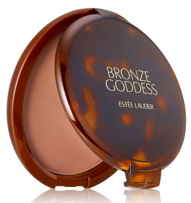 BRONZE GODDESS POWDER BRONZER (€47)