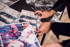 Rinascente rinnova la sua collaborazionecon l'Artista Derek Gores che firma la Campagna FW18/19