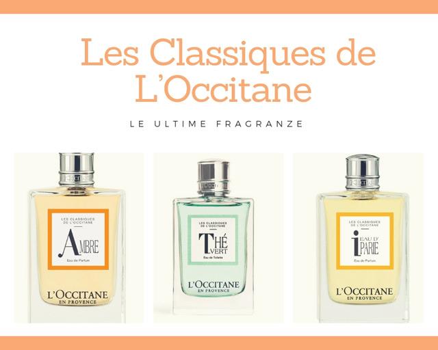 Les Classiques de L'Occitane