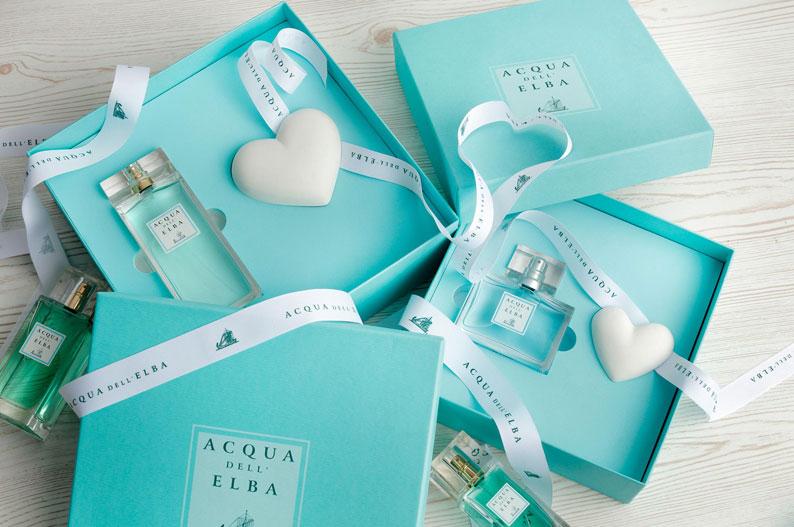 Acqua dell'Elba festeggia San Valentino