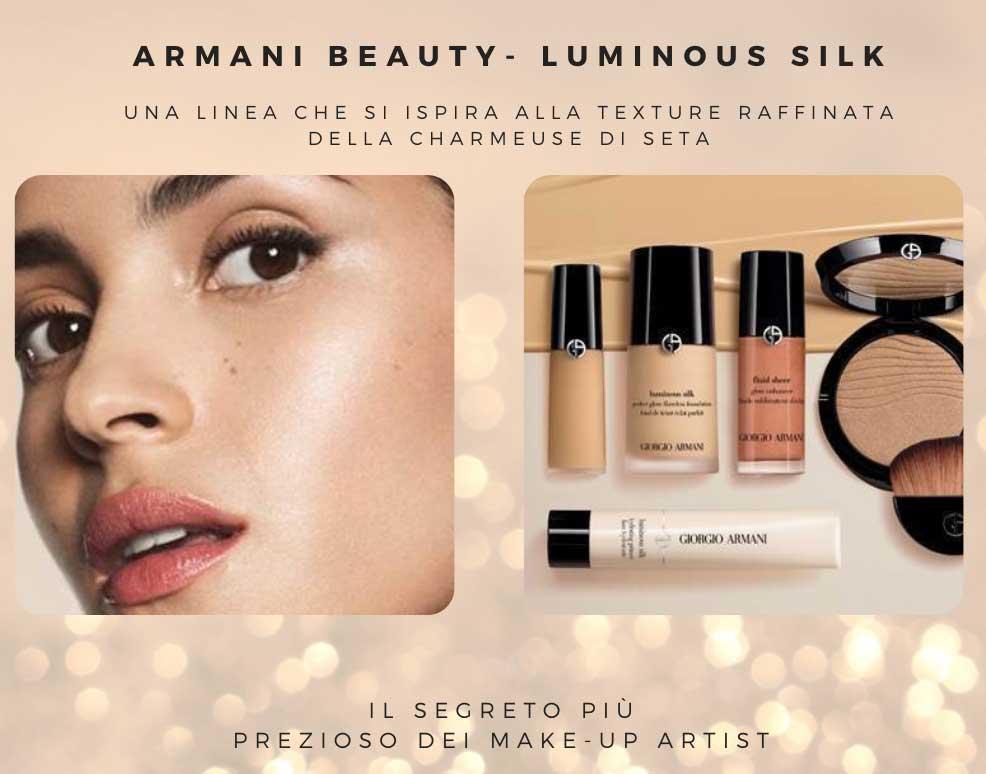 Luminous Silk, by Armani Beauty