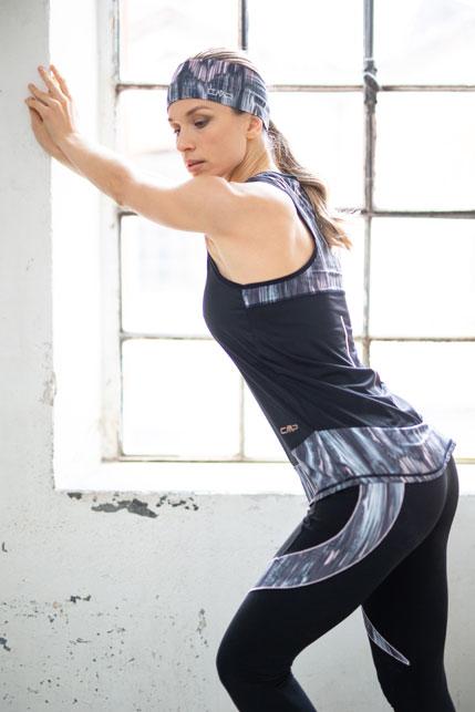 La nuova collezione athleisure-wear di CMP