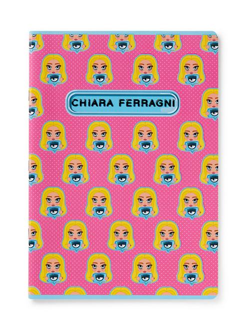 Chiara Ferragni x Pigna
